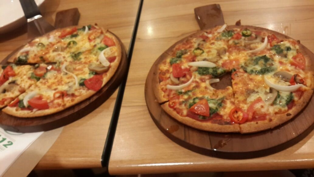 The Pizza Company in Bangkok