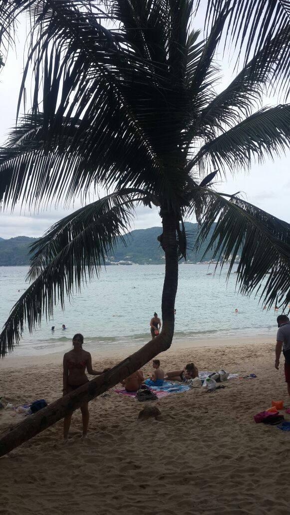 The Paradise Beach In Phuket -  Amazing