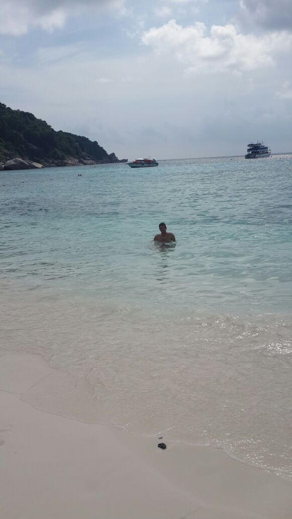 The Similan Islands In Thailand (Amazing)