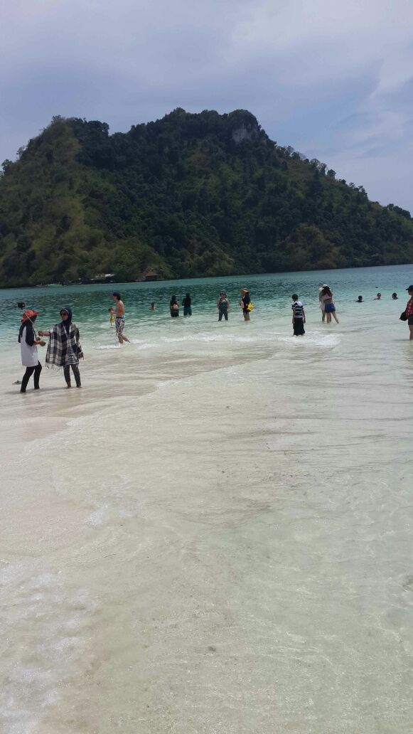 Nice day tour in krabi