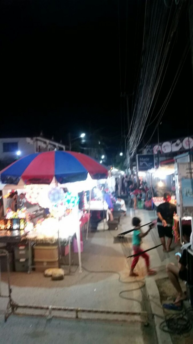 Lamai Sanday Night Market